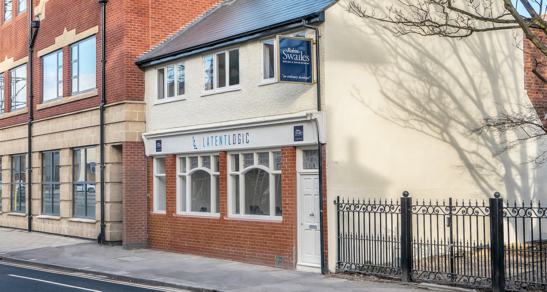 Tech firm moves into former pub