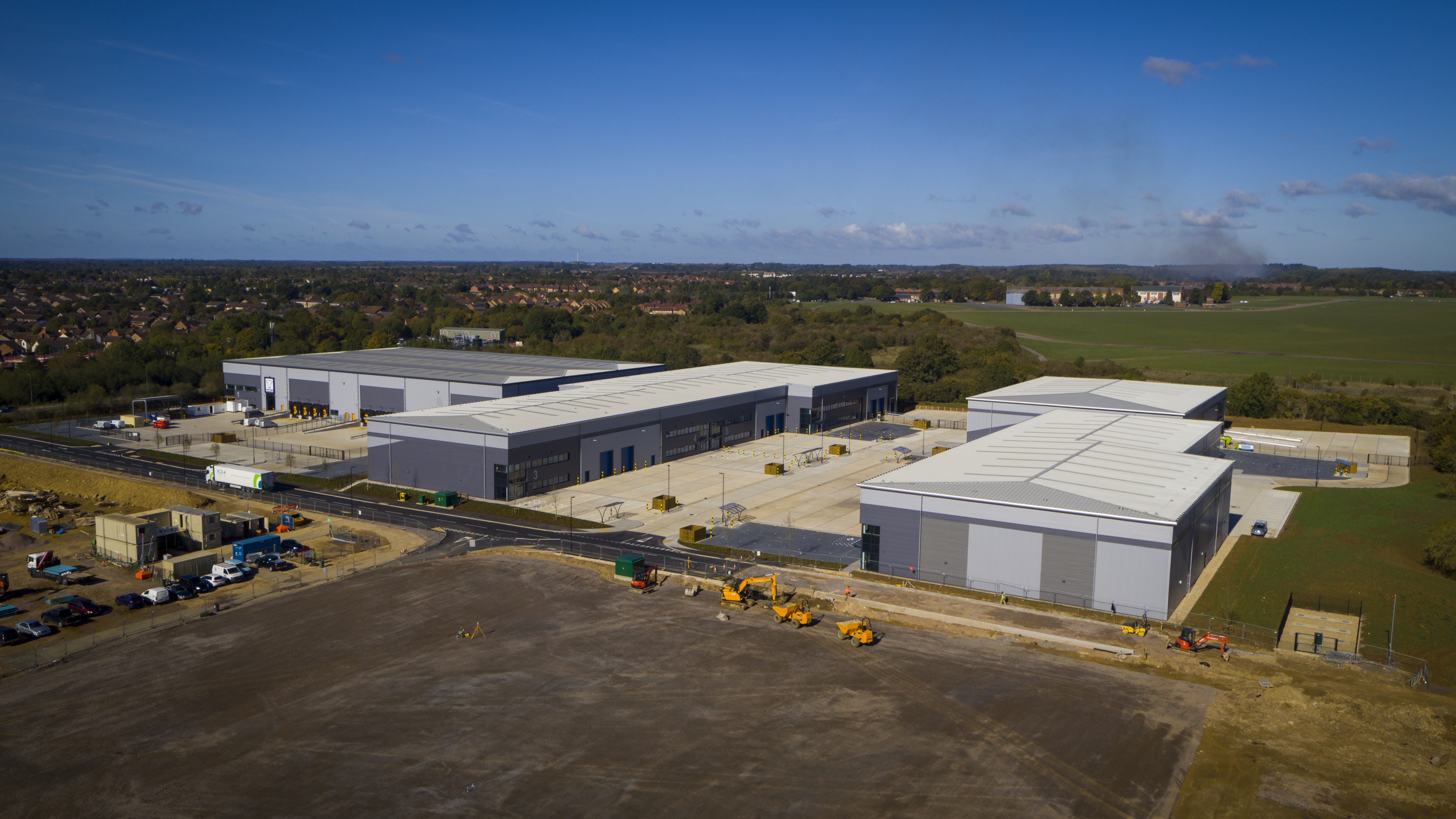 NRS takes 17,400 sq ft at Link 9 development