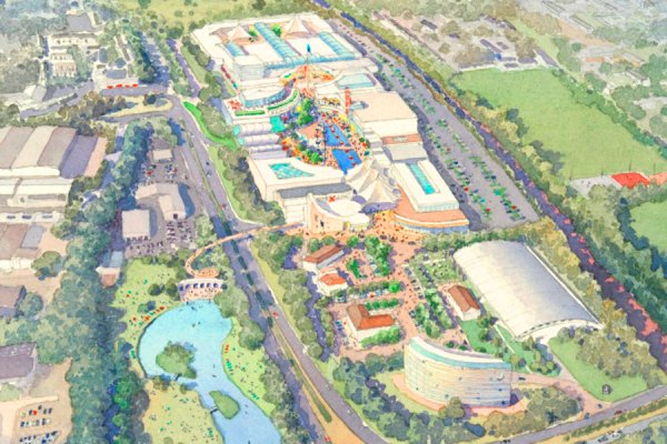 £200m plan for Basingstoke Leisure Park