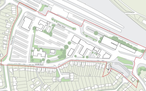 Mixed-use Didcot scheme prompts council row