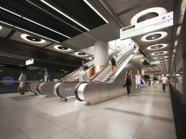 New Crossrail images released