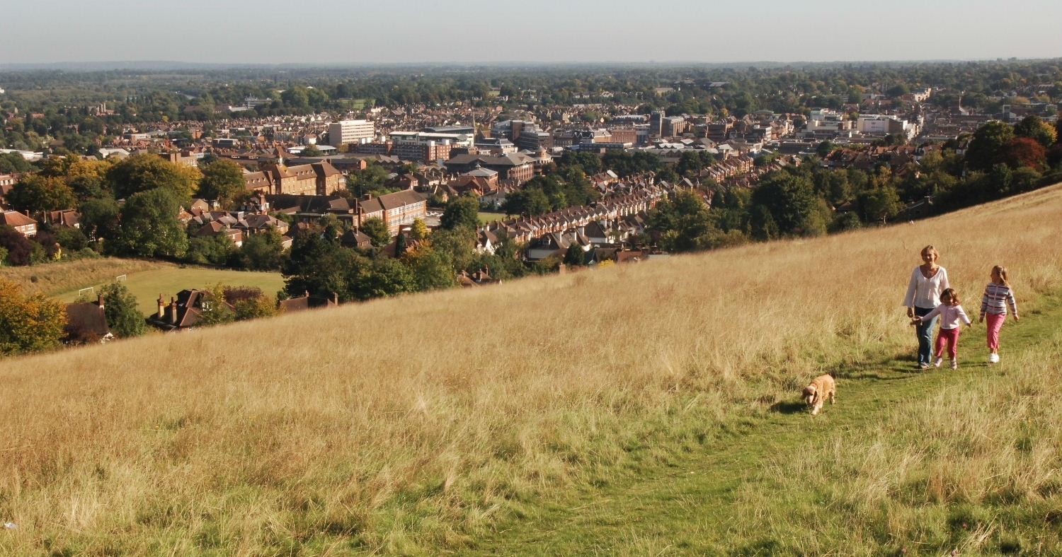 Guildford draft local plan goes public