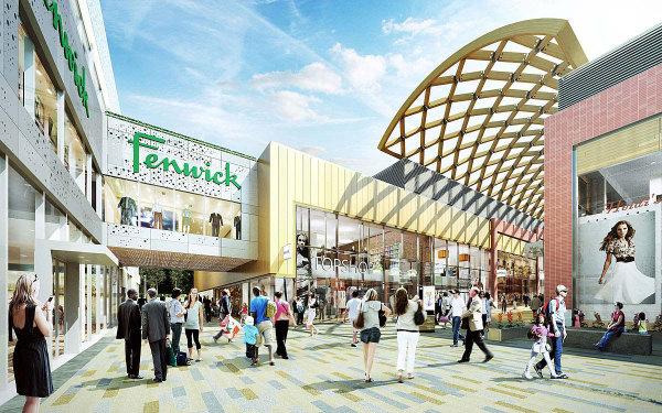 The top 10 retail developments