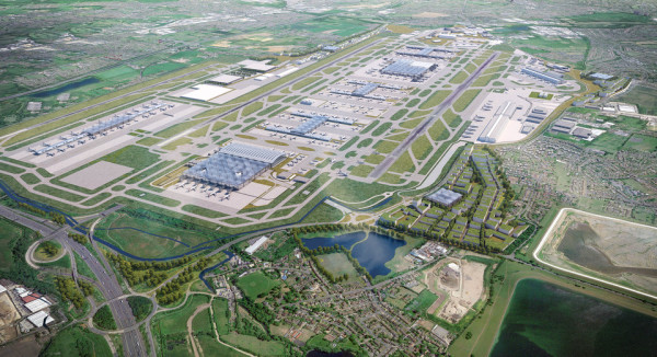 Businesses urged to keep pressure up over Heathrow expansion