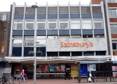 Sainsbury's set to make way for 139 apartments