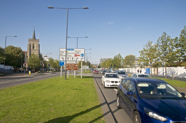 Slough ponders 'radical' plans to restrain car use