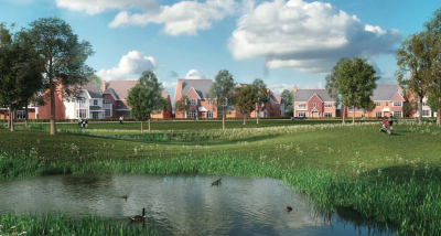 Plans for 423 homes at Fleet deferred