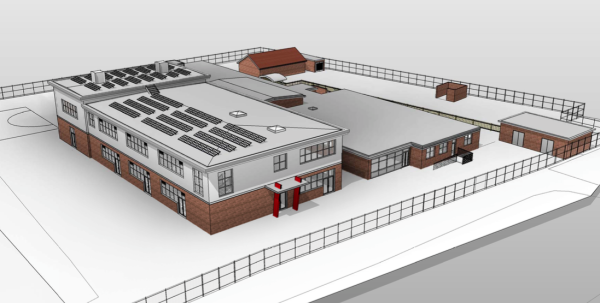 Aldryngton Primary School set for major expansion
