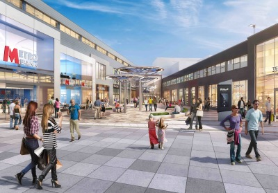 New occupiers at Festival Place