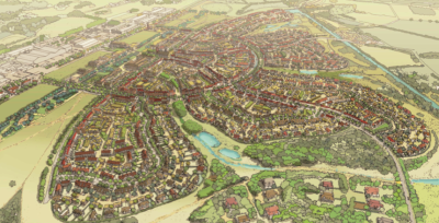 Plan for 1,800 homes at Dunsfold Park called in