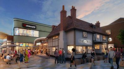 Young's to operate The Bull in Bracknell