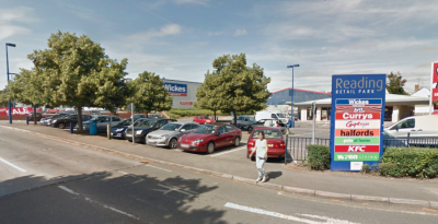 Reading Retail Park is sold for £31m
