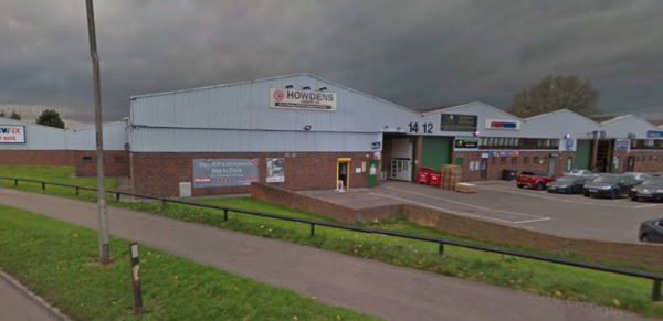 Howdens Joinery prepares to expand at Stadium Way