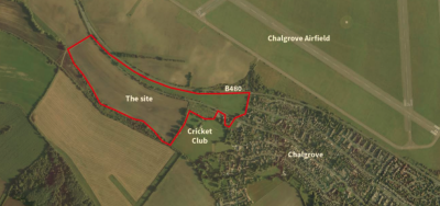200 homes recommended for approval at Chalgrove