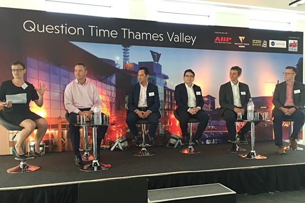 EG Thames Valley Question Time: US occupiers still look to Thames Valley