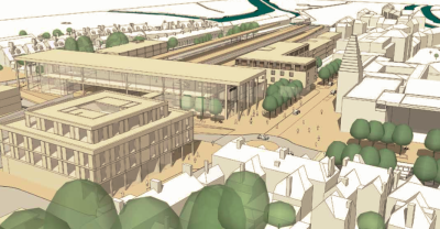 Major redevelopment at Oxford station moves closer