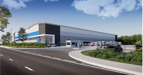 Proposed industrial scheme for Theale