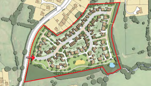 Gladman appeal over 85 homes in Newbury is rejected