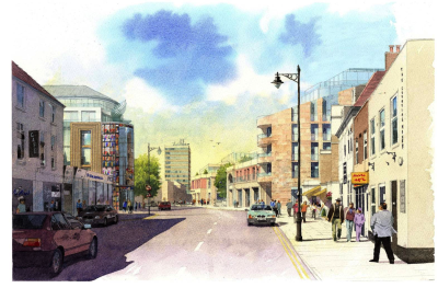 Maidenhead regeneration moves closer