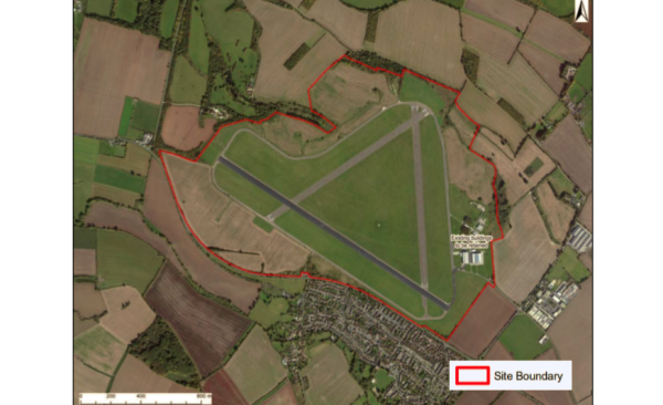 Plans for 3,000 homes at Chalgrove Airfield