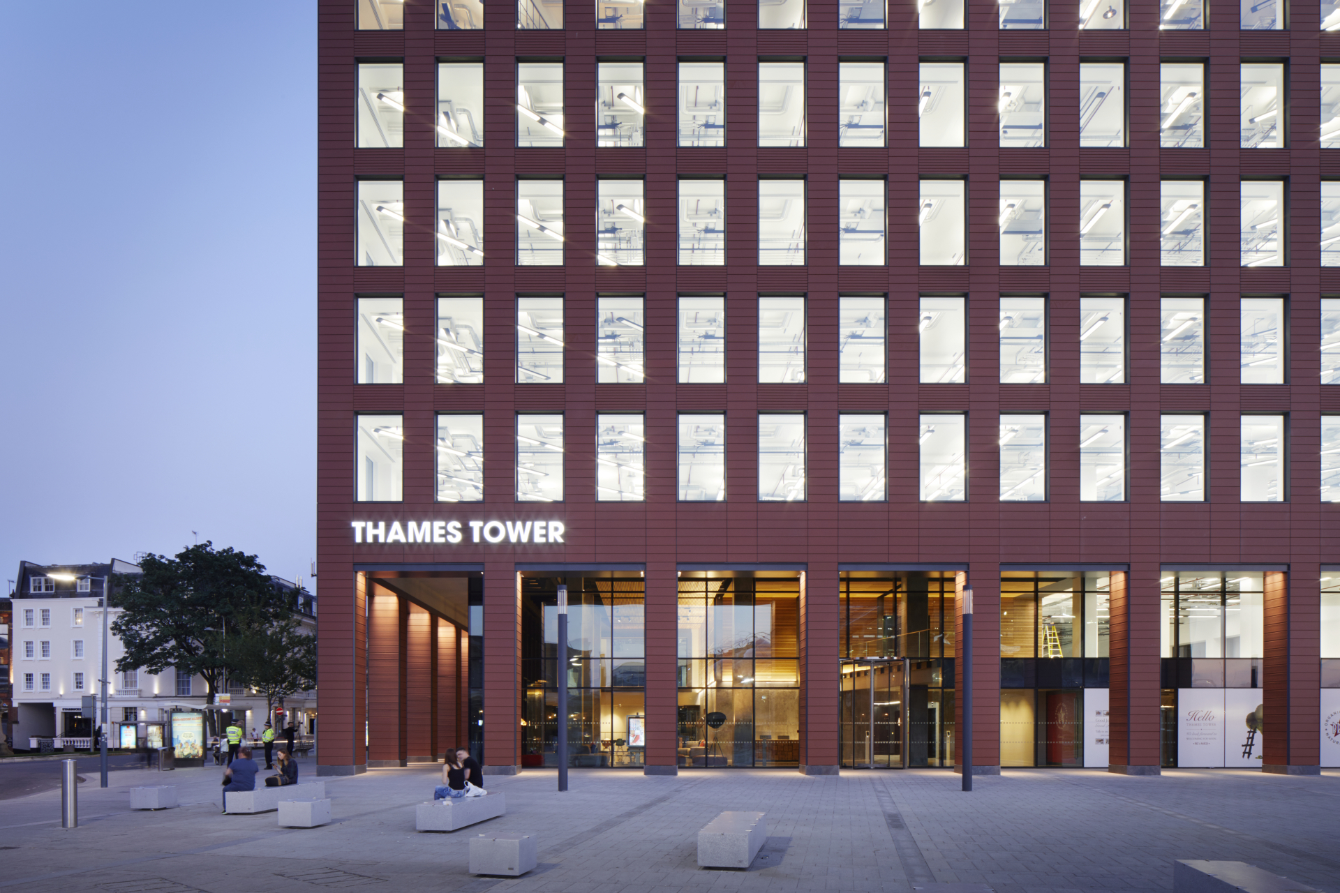 Objective Corporation leaves Maidenhead for Thames Tower