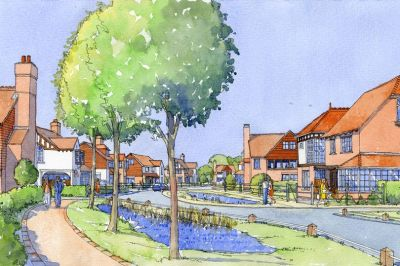 425-home Cranleigh scheme approved on appeal