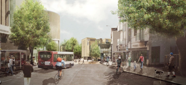 New Premier Inn approved for central Oxford