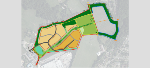 Up to 285 homes planned at Tilehurst site
