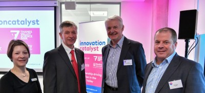 Innovation Catalyst prompts positive reaction