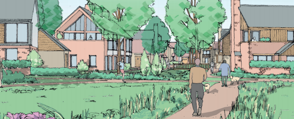 Scoping request submitted for 1,000-home Fairoaks Garden Village