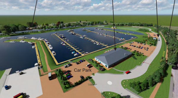 New marina planned at Cholsey