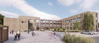 Plans submitted for new secondary school in Oxford