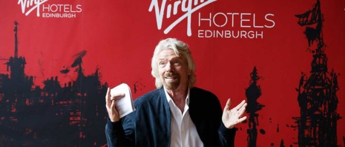 Branson teams up with Jansons for a Virgin first