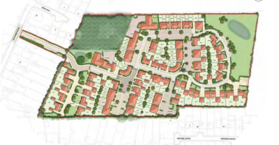 103 homes planned for Wycombe Green Belt