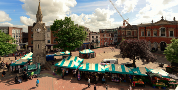£4.5m to improve Aylesbury
