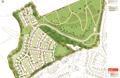Plans for 158 homes at Blackwater deferred