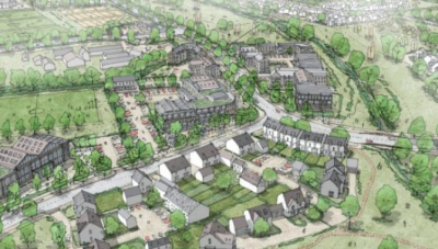1,500 homes approved for Bicester