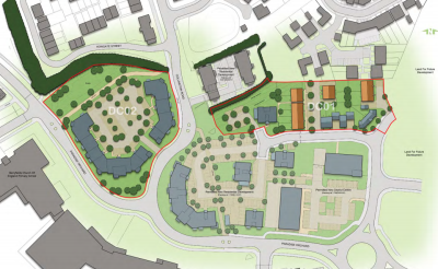 81 extra homes planned for Berryfields
