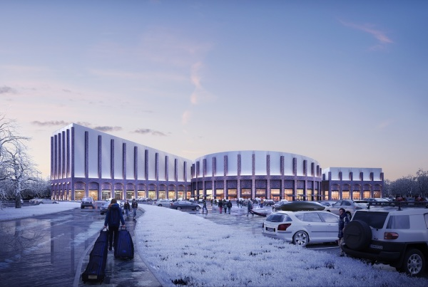 Swindon's £270m North Star complex to start next year