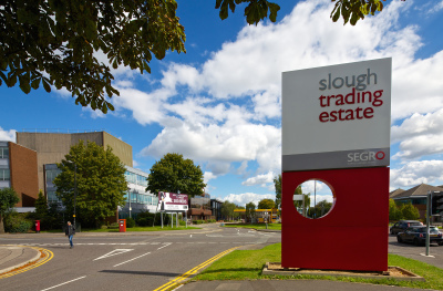 Three lettings at Slough Trading Estate.