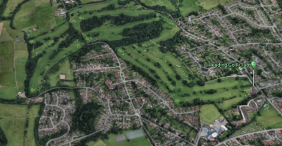 Golf club merger will free up 96-acre site