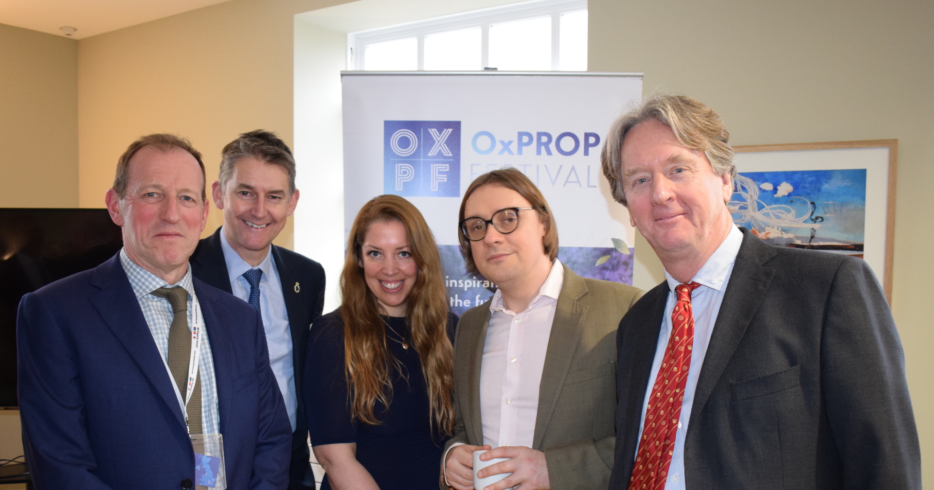 Nominations open for OxPropFest 19 at Harwell launch