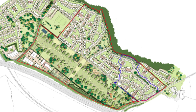 550 homes approved while 500 'refused' ahead of appeal