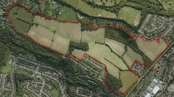 1,000-home Gomm Valley proposals submitted