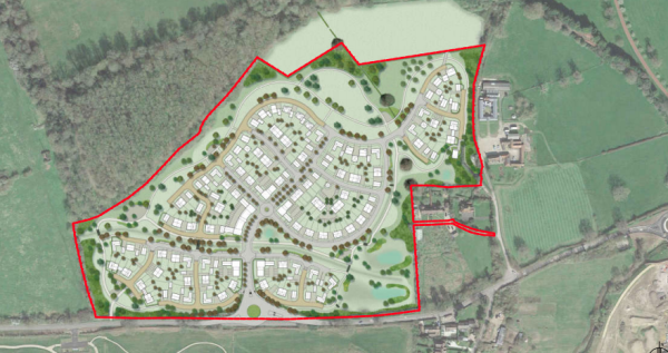 197 homes planned for Warfield