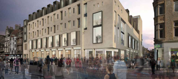 Work starts on Northgate House in Oxford