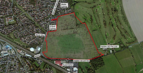 Another 750 homes planned for Didcot