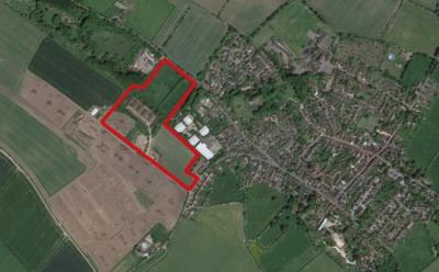 New application and appeal for 183 homes at Watlington site