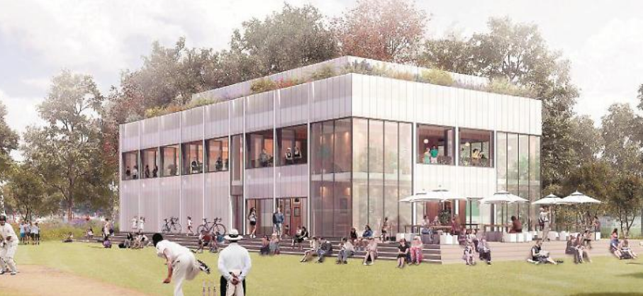 New £2m eco-friendly clubhouse for Marlow