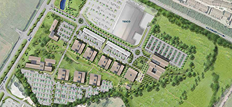 60,000 sq m Bicester Office Park approved